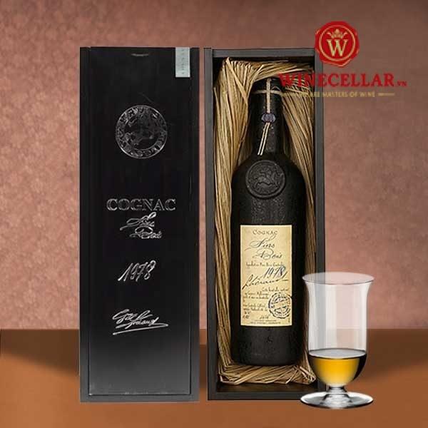 Cognac Fins Bois 1978