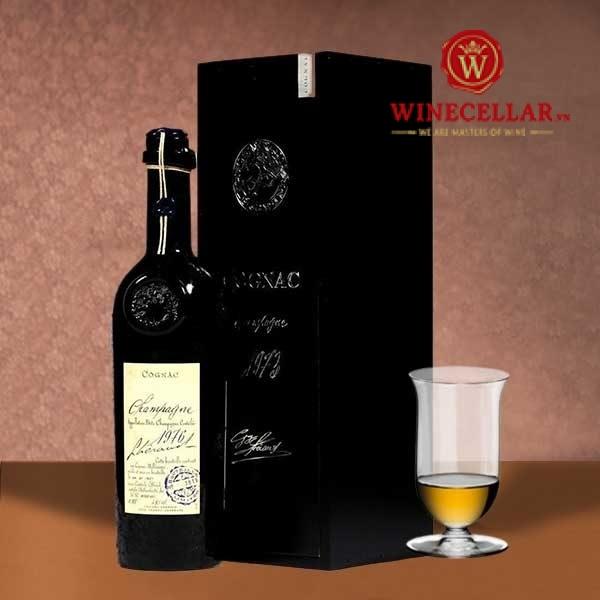 Cognac Grande Champagne 1976