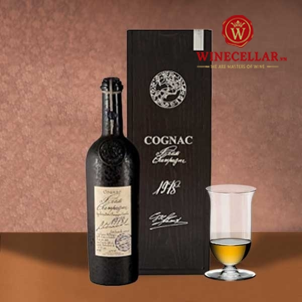 Cognac Petite Champagne 1978