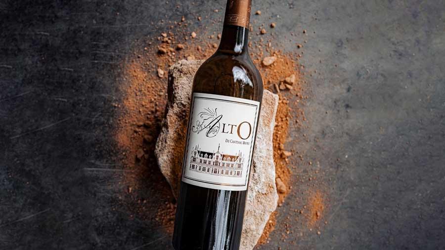 Ảnh 2: Rượu vang trắng Alto de Cantenac Brown - sự lựa chọn tuyệt vời cho đối tác