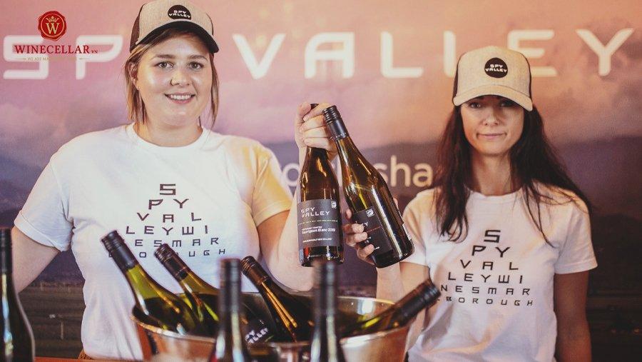 Rượu vang Spy Valley Wines