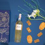 Sự kết hợp hoàn hảo của bánh trung thu và rượu vang