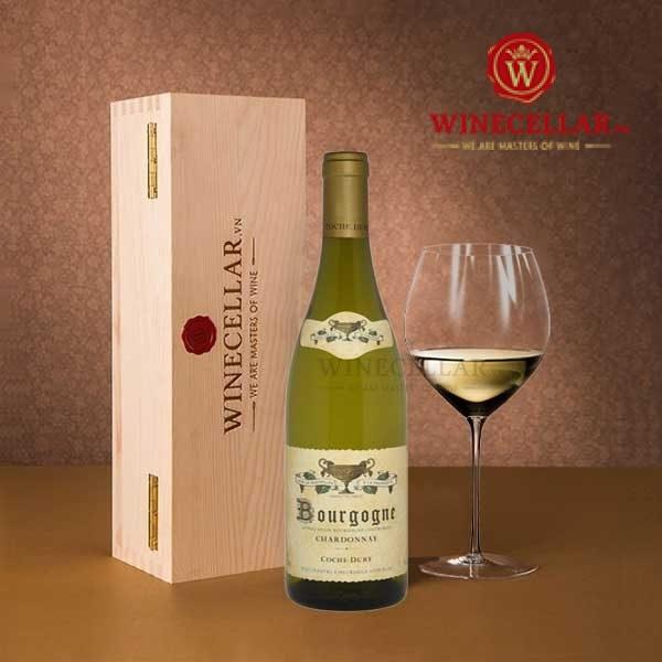 Rượu vang Bourgogne Chardonnay Coche-Dury