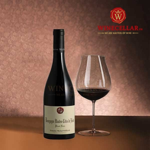 Rượu vang Bourgogne Hautes-Côtes de Nuits Pinot Noir