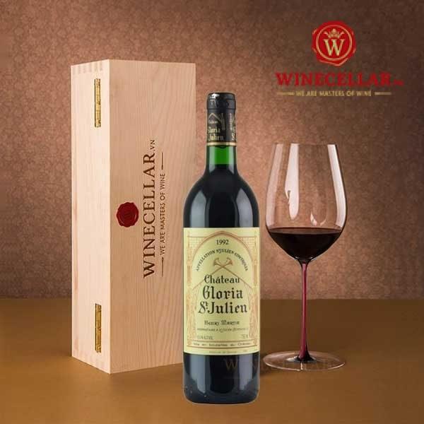 Rượu vang Château Gloria