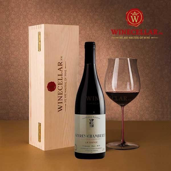 Rượu vang Domaine Marc Roy Gevrey-Chambertin La Justice