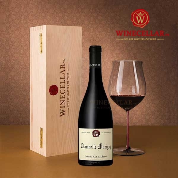 Rượu vang Domaine Michel Noellat Chambolle-Musigny