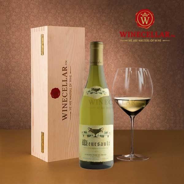 Rượu vang Meursault Domaine Coche-Dury