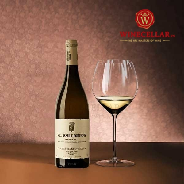 Rượu vang Meursault-Porusots Premier Cru Domaine Des Comtes Lafon