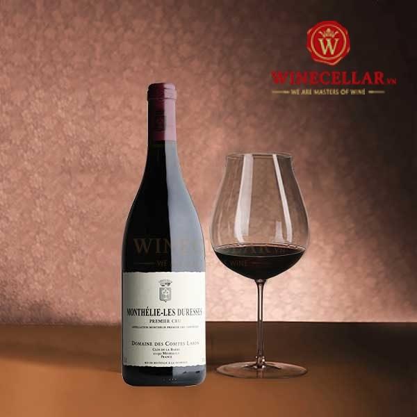 Rượu vang Monthelie Les Duresses Premier Cru Domaine Des Comtes Lafon
