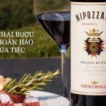 Những chai rượu vang Ý hoàn hảo cho bữa tiệc