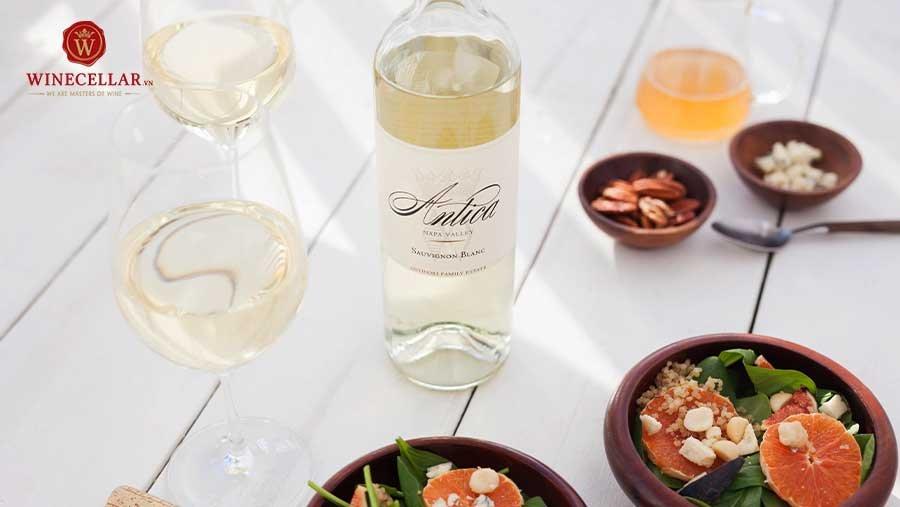 Rượu vang Antica Sauvignon Blanc