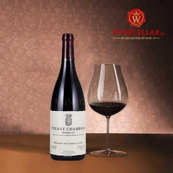Rượu vang Volnay-Champans Premier Cru Domaine Des Comtes Lafon