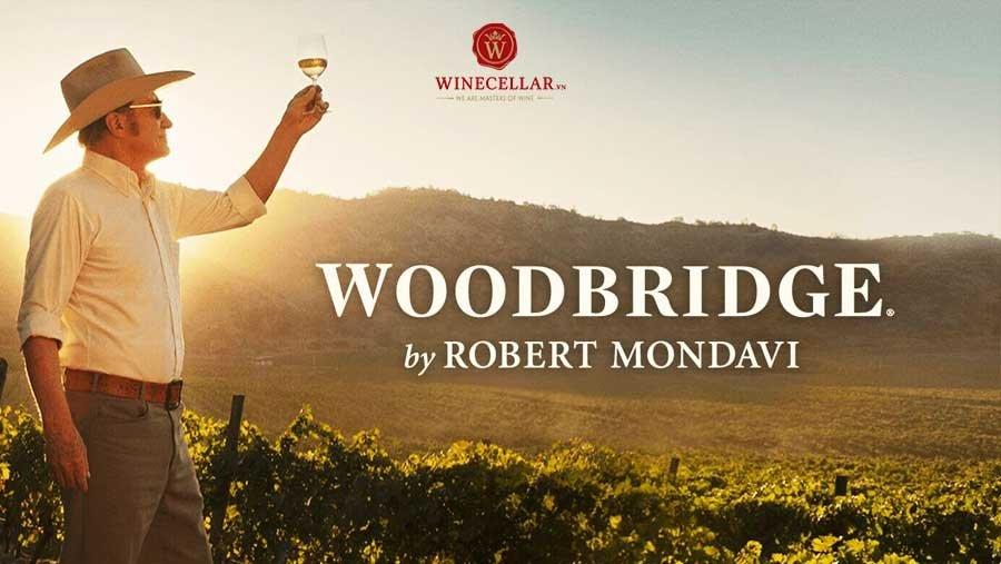 Woodbridge Winery - Thương hiệu vang Mỹ chất lượng cao, giá tốt