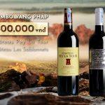Khám phá Combo Bordeaux giá siêu hời