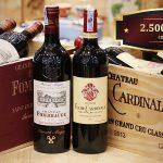 Quà tặng rượu vang Pháp Grand Cru Classé