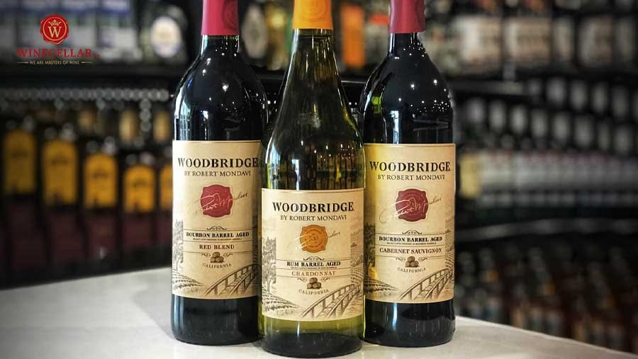 rượu vang Woodbridge Winery