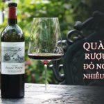 Quà tặng rượu vang đỏ ngày Tết nhiều ý nghĩa
