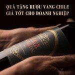 Quà tặng rượu vang Chile giá tốt cho doanh nghiệp