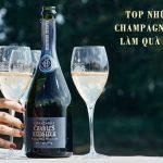 Top những chai champagne phù hợp làm quà tặng tết