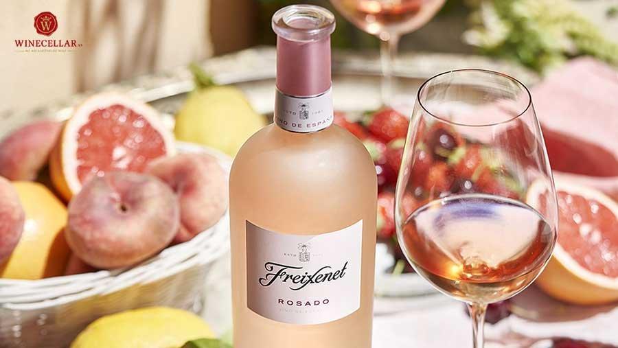 Vang hồng Freixenet Rosado Spanish Wine Collection