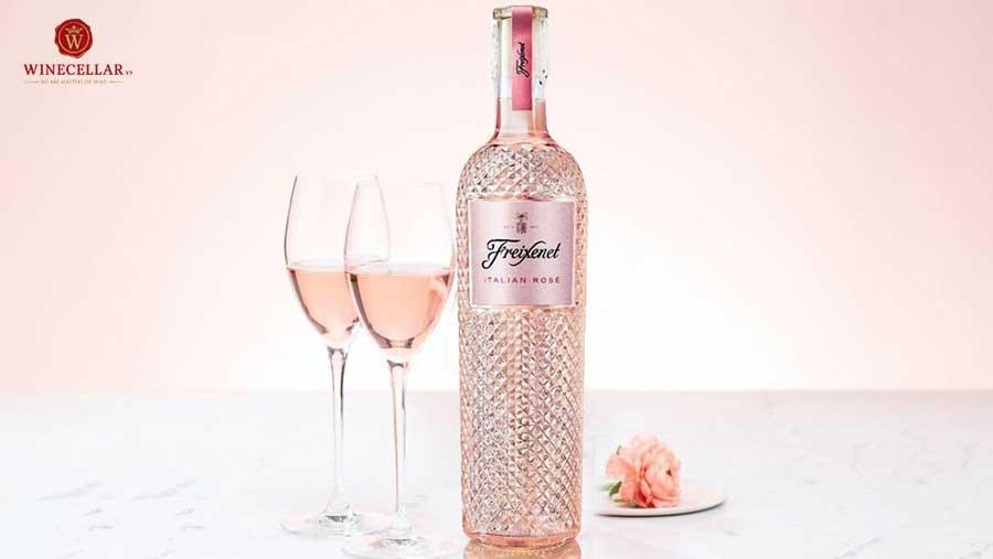 rượu vang hồng Freixenet Rosato Veneto